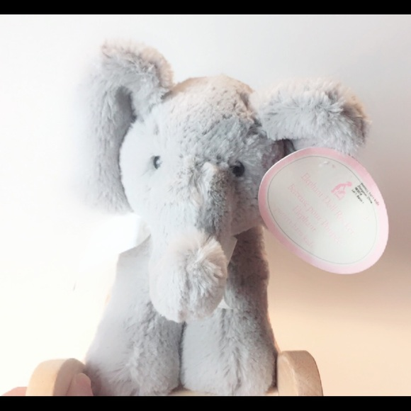 06c79f7a568a NWT Pottery Barn Nursery Elephant Plush Rocker.